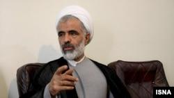 مجید انصاری معاون پارلمانی رئیس جمهوری ایران