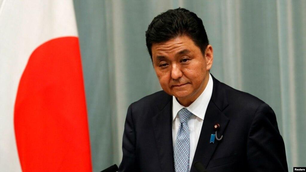 Bộ trưởng Quốc phòng Nhật Nobuo Kishi, ngày 16/9/2020.