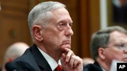 La decisión del secretario de Defensa, Jim Mattis, podría ser anunciada como pronto la próxima semana.