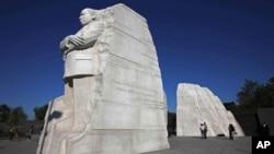 Đài tưởng niệm Mục sư Martin Luther King Jr. tại thủ đô Washington.