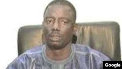 Mr.Morou Amadou, ministan shari'ar kasar Jamhuriyar Nijar