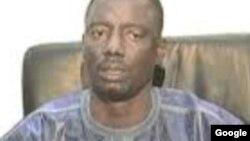 Mr. Morou Amadou, ministan shari'a na Jamhuriyar Niger.