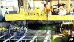 영변 핵시설 내부 (자료사진)