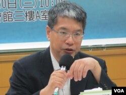 台湾智库副执行长赖怡忠