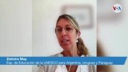 Zelmira May, Unesco