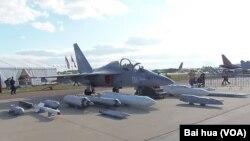 Máy bay huấn luyện-chiến đấu Yak-130 của Nga.