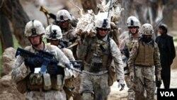 Pasukan NATO akan menyerahkan kendali keamanan di 7 daerah kepada pasukan Afghanistan pada bulan Juli mendatang.