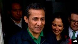 Ollanta Humala y Nadine Heredia saldrían de prisión, pero permanecerán con libertad restringida mientras continúan las investigaciones.