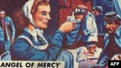 Klara Barton je 1860-tih negovala vojnike tokom Građanskog rata