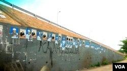 Les images de Bagassi Koura au Mali 48 heures avant l'élection présidentielle.