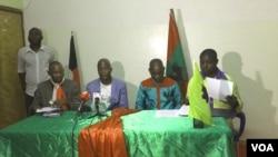 Representantes dos partidos da oposição em Malanje