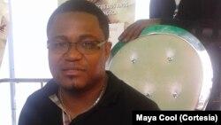 Maya Cool, Angolan singer
