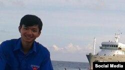 Nguyễn Minh Triết, con trai cựu Thủ tướng Nguyễn Tấn Dũng. (Ảnh: Facebook Triet Nguyen)
