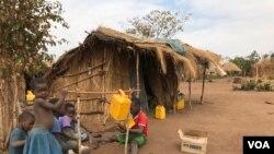 Ifoto ngereranyo y'abana bo muri Mozambique