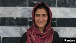 Shabana Basij-Rasikh (Thomson Reuters Foundation)
