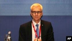 Sekreterê Giştî yê Interpolê Jurgen Stock