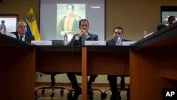 El presidente interino de Venezuela dijo que el objetivo es detectar campamentos rebeldes y aviones del narcotráfico.