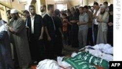 یک سخنگوی حماس: وضعیت در نوار غزه کاملا تحت کنترل است