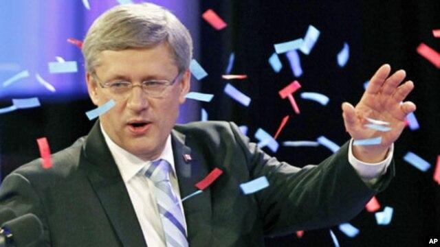 Thủ tướng Canada Stephen Harper (ảnh tư liệu)