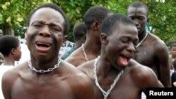 400e anniversaire du débarquement des premiers esclaves africains