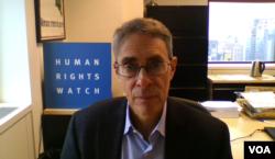 人权观察执行董事肯尼斯·罗斯