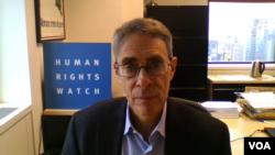 人權觀察執行主任肯尼斯羅斯。