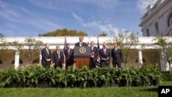 奥巴马力推他的500亿美元基础设施投资计划