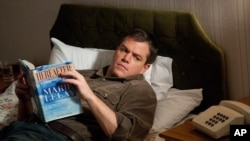 "MATT DAMON as George Lonegan in Warner Bros. Pictures' drama ""HEREAFTER,"" a Warner Bros. Pictures release."