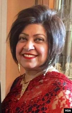 ڈاکٹر عائشہ ظفر
