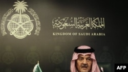Suudi Arabistan Dışişleri Bakanı Suud El-Faysal