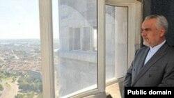 محمدرضا رحیمی معاون اول محمود احمدینژاد در دولت دهم