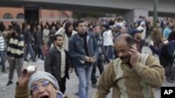 급변하는 이집트