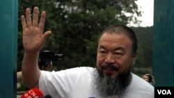 Seniman Pembangkang Tiongkok, Ai WeiWei (Foto: dok).