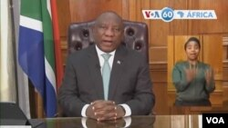 Mutungamiri wenyika yeSouth Africa VaCyril Ramaphosa