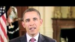 """Amerika Ovozi"" 70 yoshda - Barak Obama tabrigi/VOA 70th Anniversary - Obama 's message"
