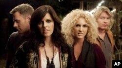 Little Big Town fue galardonado como Grupo Vocal del Año por la Academia de Música Country.