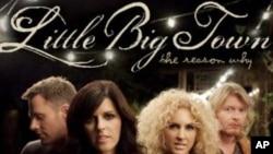 Little Big Town ocupa el primer lugar de popularidad en la selección Billboard.