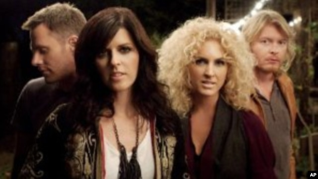 Little Big Town sigue al tope de la cartelera country de Billboard por segunda semana consecutiva.