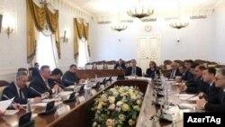 Azərbaycan-Sankt Peterburq hökumətlərarası komissiya