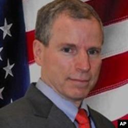 美國駐敘利亞大使羅伯特.福特(資料圖片)