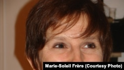 Marie-Soleil Frère, directrice de ReSIC / Director ReSIC Centre de Recherche en Information et Communication de l'Université libre de Bruxelles