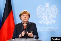 德国总理默克尔(资料照)