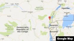 La localité de Nyanzale en RDC.