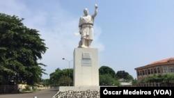 Rei Amador, São Tomé