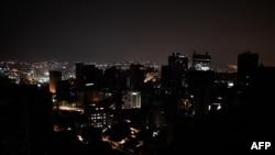 Ikizime catewe no kubura umuyagankuba muri Venezuela