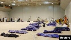 Migrant Boat Capsizes Off Italian Island