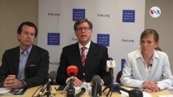 HRW publica informe sobre salud en Venezuela