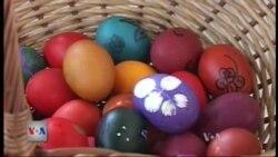 Përgatitje për festimin e Pashkëve