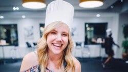 [여성 언론인 대담]음식 전문기자, '푸드 네트워크' 제이미 사이어