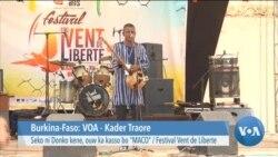"Seko ni Donko kene, ouw ka kasso bo ""MACO"" Festival Vent de Liberte"